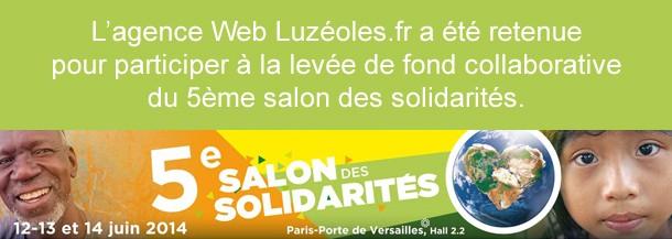 Salon des solidarités 2014