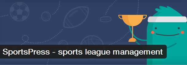 Un site pour votre club de sport avec wordpress et SportsPress