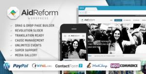 Theme wordpres aidreform
